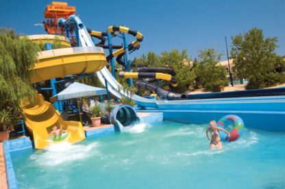 SPLASHWORLD Aqualand Resort in Griekenland