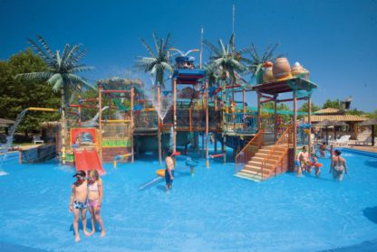 SPLASHWORLD Aqualand Resort in