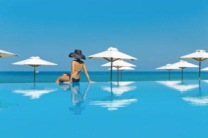 Sani Beach in Griekenland