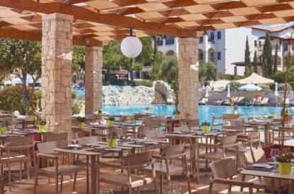 TUI SENSATORI Resort Atlantica Aphrodite Hills in Cyprus