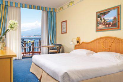 Unahotels Hotel Capotaormina in Sicilië-Catania
