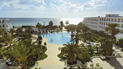 Vincci Nozha Beach Hotel