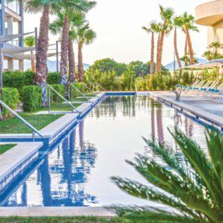 Zafiro Palace Alcudia (halfpension of All Inclusive) Hotel