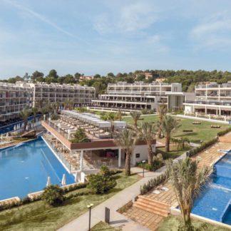 Zafiro Palace Palmanova (halfpension of All Inclusive) Hotel